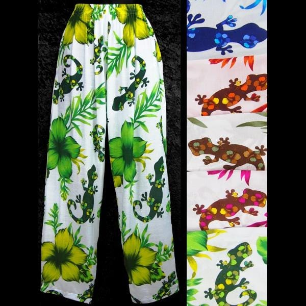 Wild Gecko Pants-Pants-Peaceful People