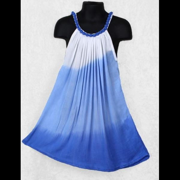 Brandy's Tie-Dye Dress for Girls (Ages: 4, 6, 8, 10)-Children's Clothes-Peaceful People