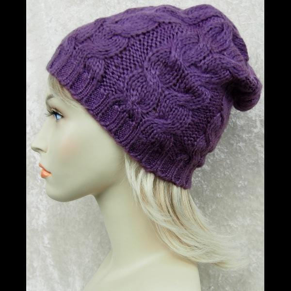 6 Knit Hats ($3.90 each)-Bags & Accessories-Peaceful People
