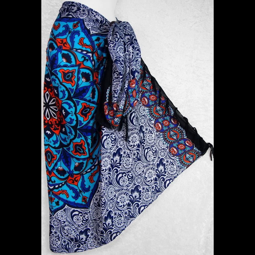 Lotus Mandala Sarongs-Sarongs-Peaceful People