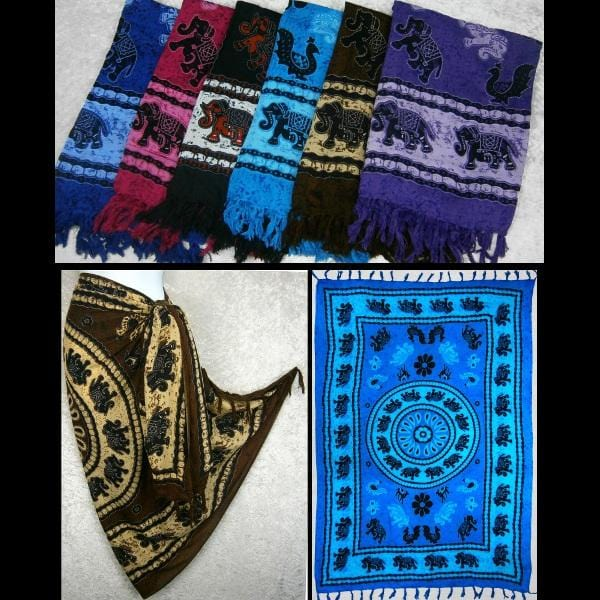 Mandala Sarongs-Sarongs-Peaceful People