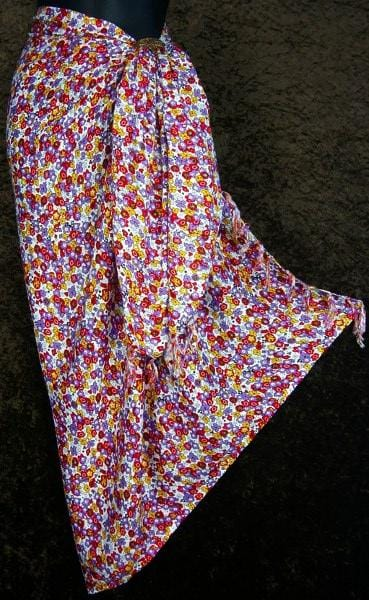 Wildflower Sarongs-Sarongs-Peaceful People