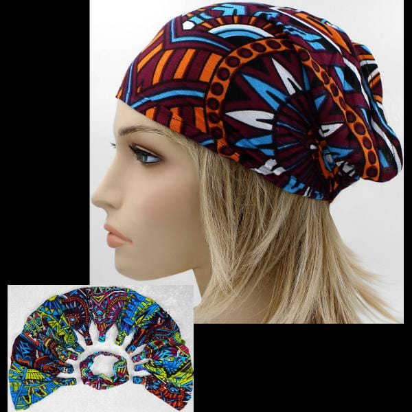 12 Modern Elastic Bandana-Headbands ($1.60 each)-Bags & Accessories-Peaceful People