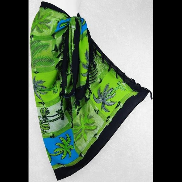Palm Tree Sarongs-Sarongs-Peaceful People