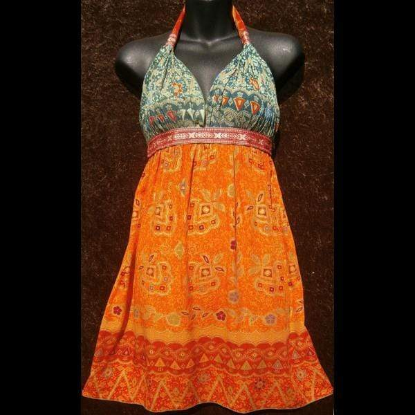 Morgan's Cotton Dress-Dresses-Peaceful People