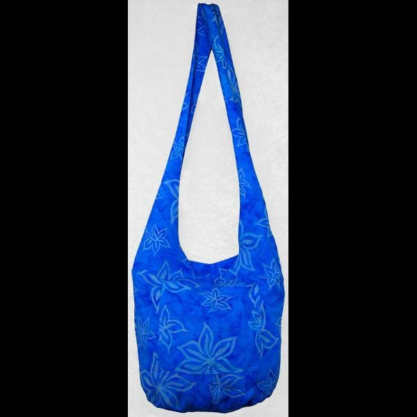 Premium Batik Boho Shoulder Bag-Bags & Accessories-Peaceful People