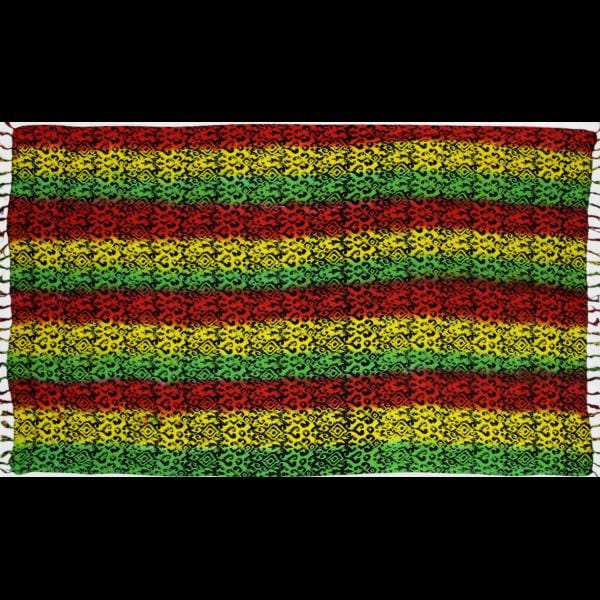 Rasta Sarongs-Sarongs-Peaceful People