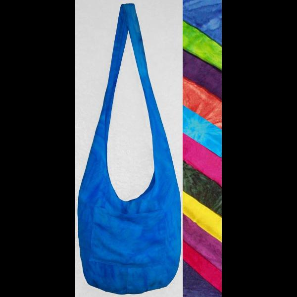 Fizzy Tie-Dye Boho Shoulder Bag-Bags & Accessories-Peaceful People