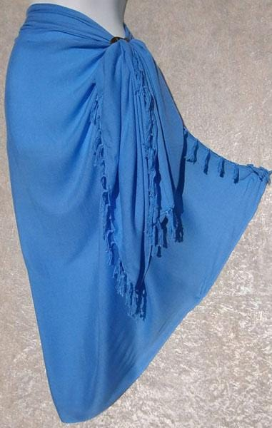 Solid Color Plain Sarongs-Sarongs-Peaceful People