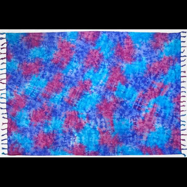 Splash Tie-Dye Sarongs-Special Deals (reduced prices)-Peaceful People