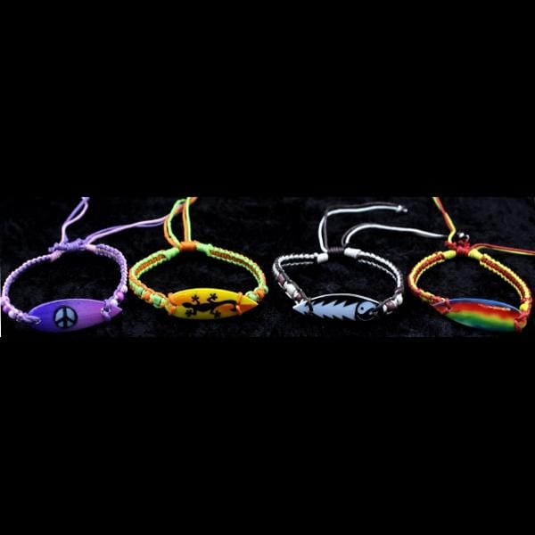 Surf Bracelets (DISPLAY PACKAGE)-Bracelets & Jewelry-Peaceful People