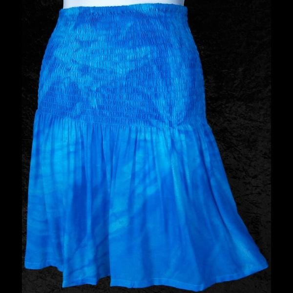 Fizzy Tie-Dye Baby Doll Convertible Top/Skirt-Tops-Peaceful People