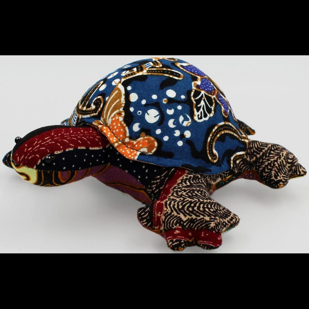 Antique Batik Turtle-Handicrafts-Peaceful People