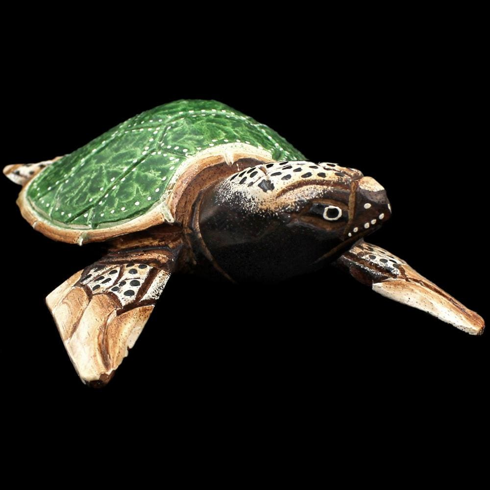 Turtle Carving-Handicrafts-Peaceful People