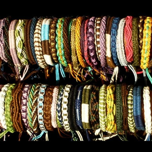 50 Peacemaker Bracelets ($0.50 each)-Bracelets & Jewelry-Peaceful People