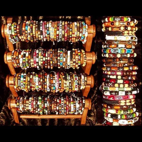 Groove Tribe Bracelets (DISPLAY PACKAGE)-Bracelets & Jewelry-Peaceful People