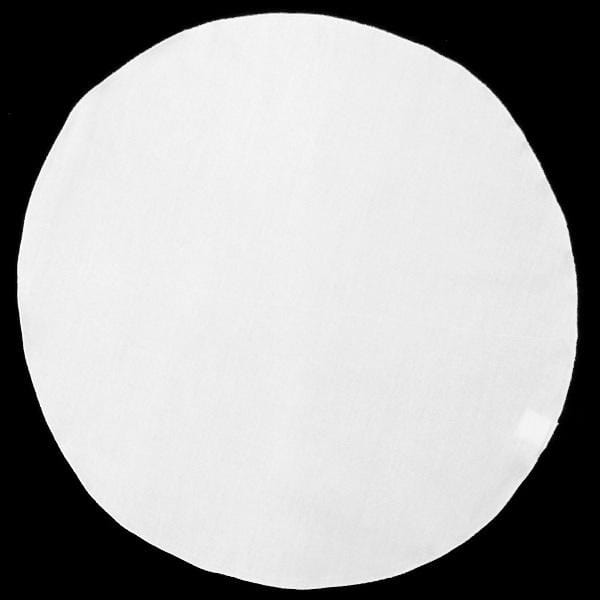 Premium White Round 44 inch Tapestry-Tie-Dye Blanks/White Clothing-Peaceful People
