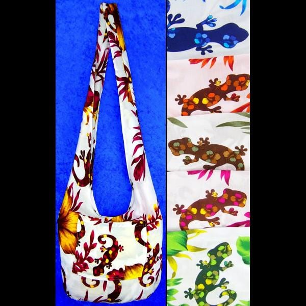 Wild Gecko Boho Bag-Bags & Accessories-Peaceful People