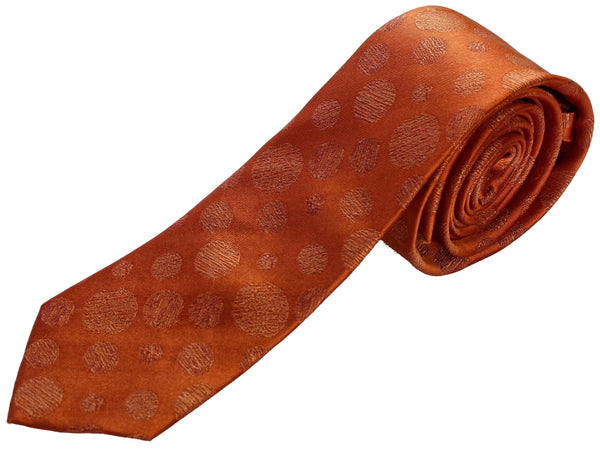 Horace Grapefruit Tie - Lords Of Harlech