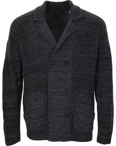 Christopher Cardigan Xtrafine Charcoal - Lords Of Harlech