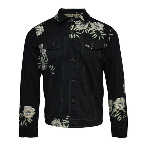 Dean Jacket Tropic Black