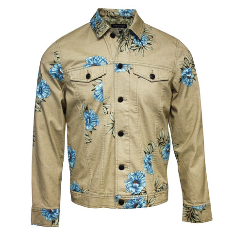 Dean Jacket Tropic Khaki