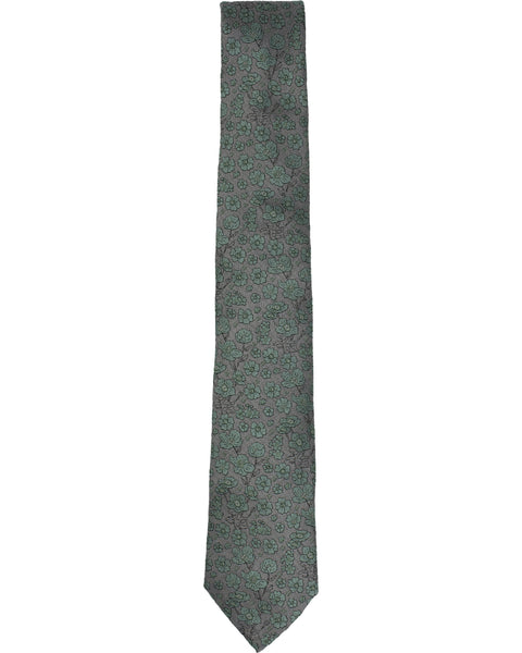 Garden Mint Tie - Lords Of Harlech