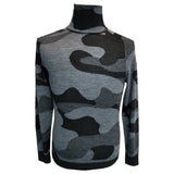 Todd Turtleneck Woolcamo Charcoal
