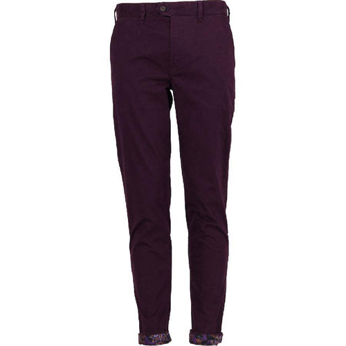 JACK Classic Chino in Claret