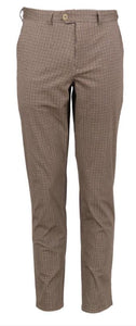 JACK Classic Chino in Dogtooth Brown