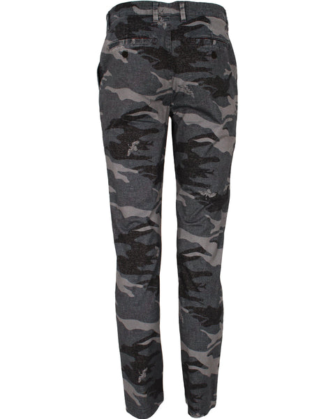 Jack Crane Camo Charcoal - Lords Of Harlech