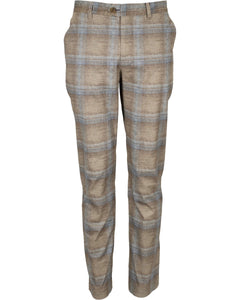 Jack Lux Tartan Camel - Lords Of Harlech
