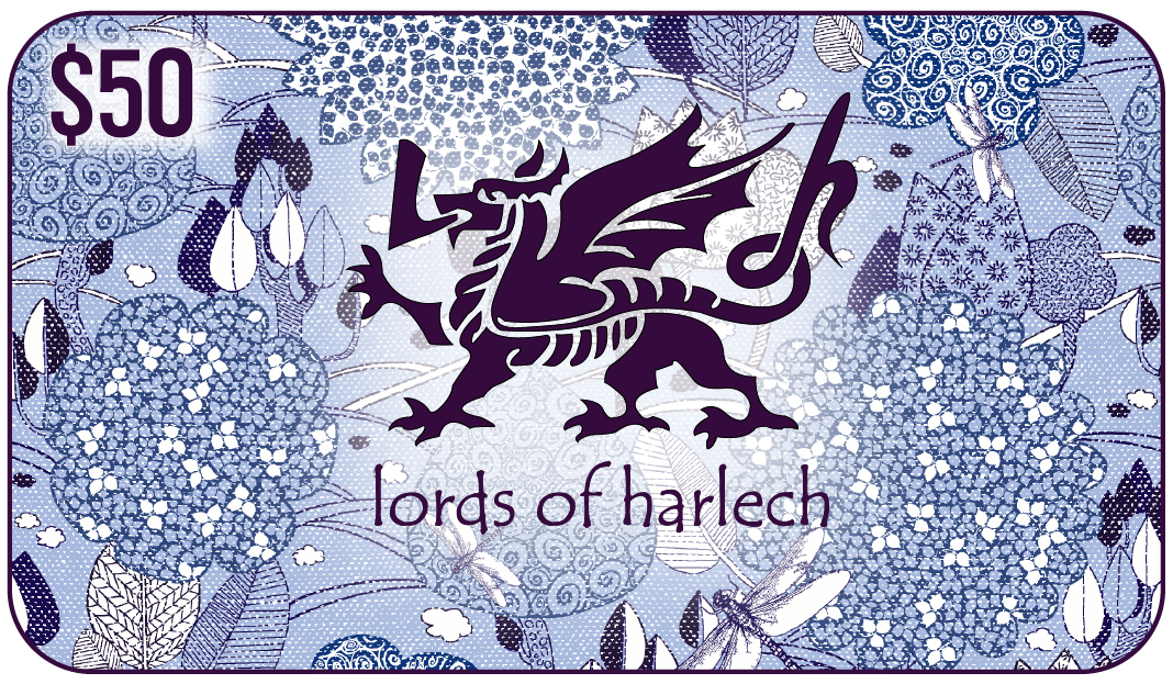$50 Lords of Harlech Gift Card