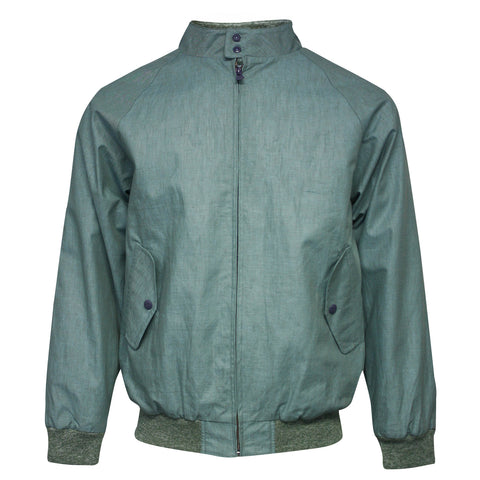 LARRY Linen Jacket Sage