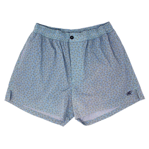 QUACK Swim short Poppies Lilac
