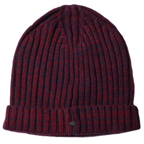 Bob Beanie in Burgundy - Lords Of Harlech