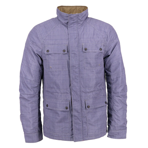 MAJOR Jacket Dogtooth Grey