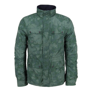 MAJOR Jacket Splatter Pine