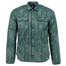 Load image into Gallery viewer, MONKEY Splatter Pine Down Shirt Jacket