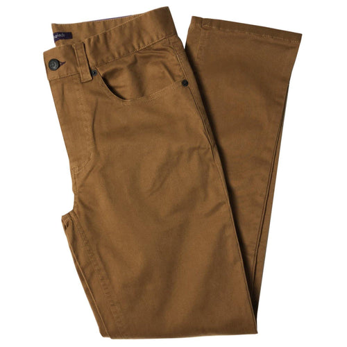 JIM Jean Style Pant in Whiskey