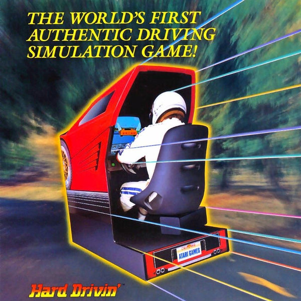Throwback Racing Games - Before Sim Racing!