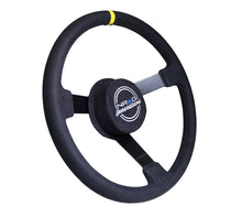 Load image into Gallery viewer, NRG - Nascar Suede Steering Wheel - Apex Sim Racing LLC - Custom Sim Racing Products
