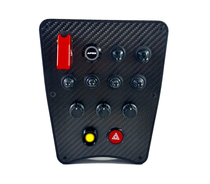 Apex P911 Button Box - Apex Sim Racing LLC - Custom Sim Racing Products