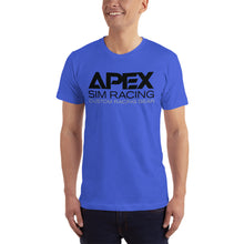 Load image into Gallery viewer, Apex Sim Racing T-shirt - Apex Sim Racing LLC - Custom Sim Racing Products