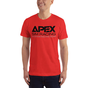 Apex Sim Racing T-shirt - Apex Sim Racing LLC - Custom Sim Racing Products