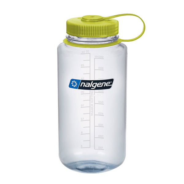 nalgene - Nalgene - Wide Mouth Tritan 1L Water Bottle - Clear