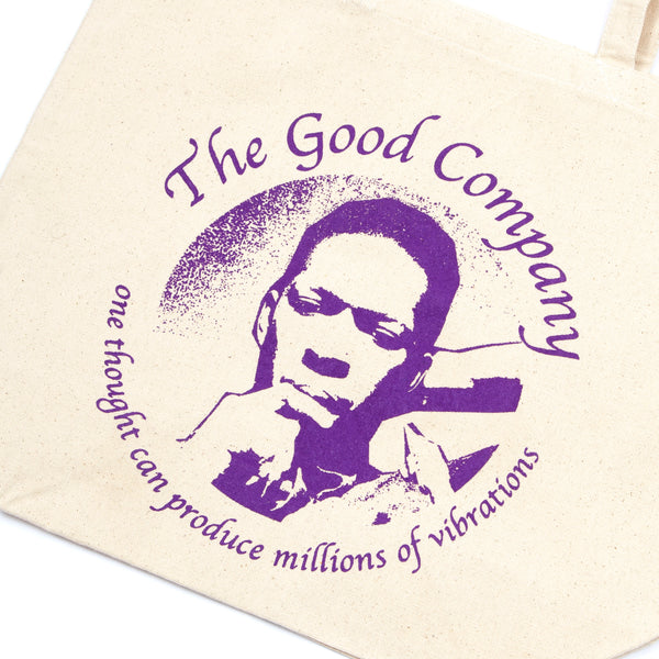 The Good Company - The Good Co - Vibrations Tote Bag - Natural