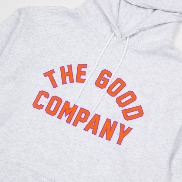The Good Company - The Good Co - LES Standard Hoodie - Ash Grey