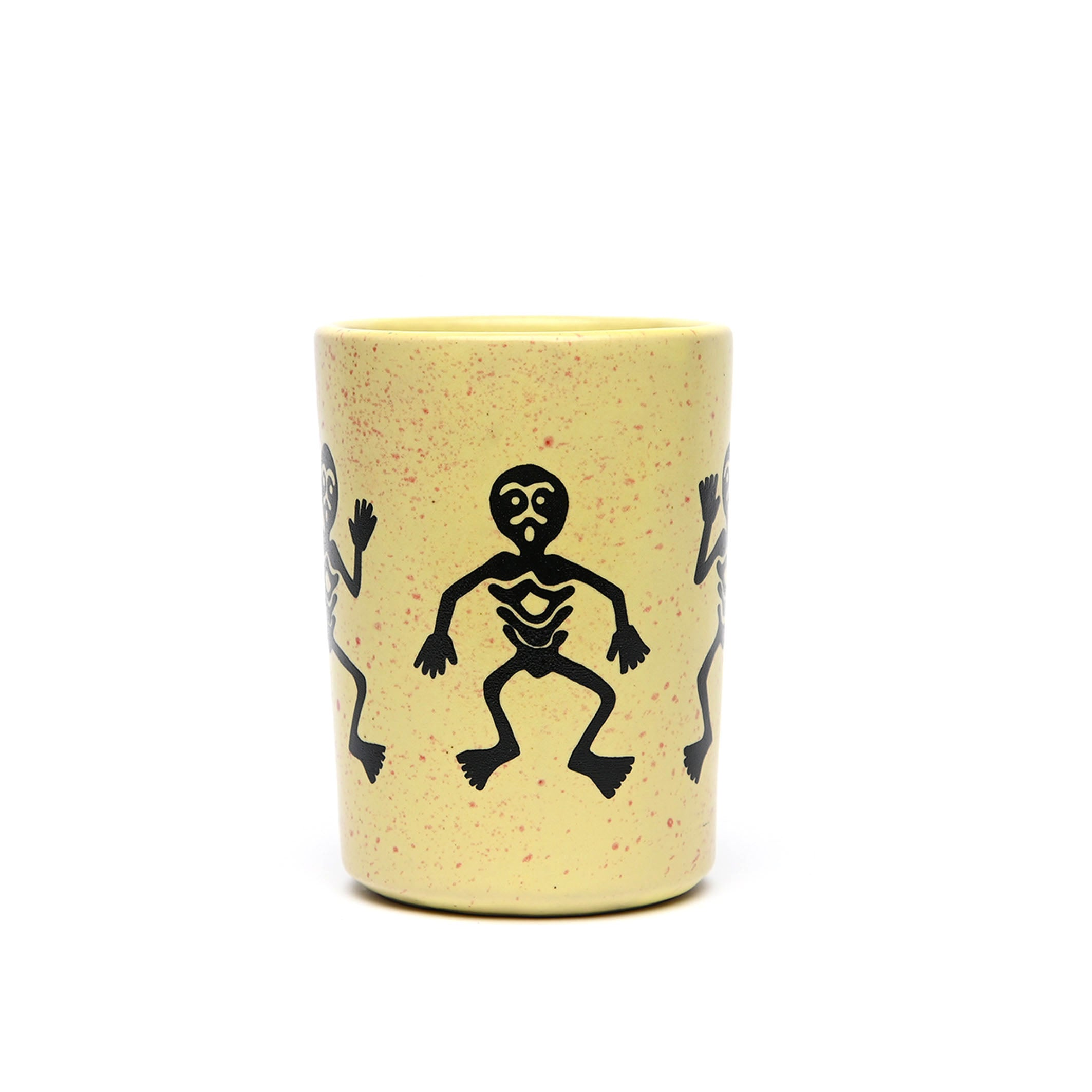 Domestik - Domestik - Dance Tribe Mug - Yellow