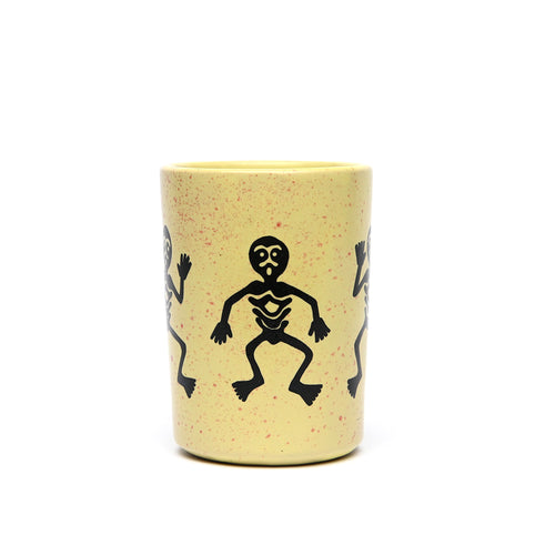 Domestik - Dance Tribe Mug - Yellow